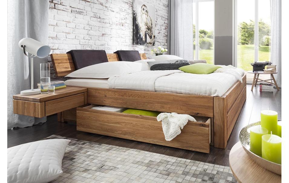 kopfteil eiche natura 1660 betten schlafzimmer m bel wikinger. Black Bedroom Furniture Sets. Home Design Ideas