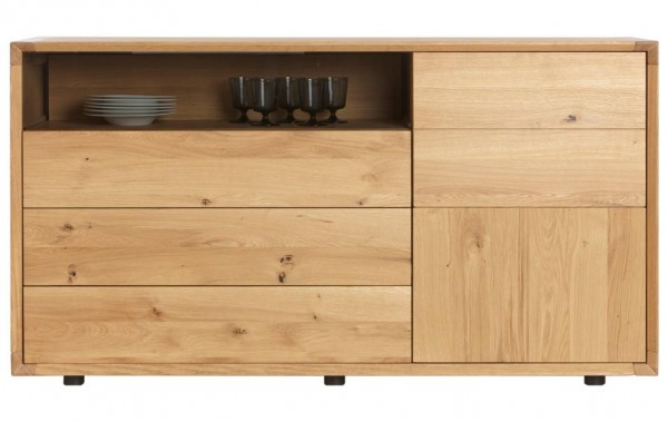 sideboard natura springfield sideboards wohnzimmer. Black Bedroom Furniture Sets. Home Design Ideas