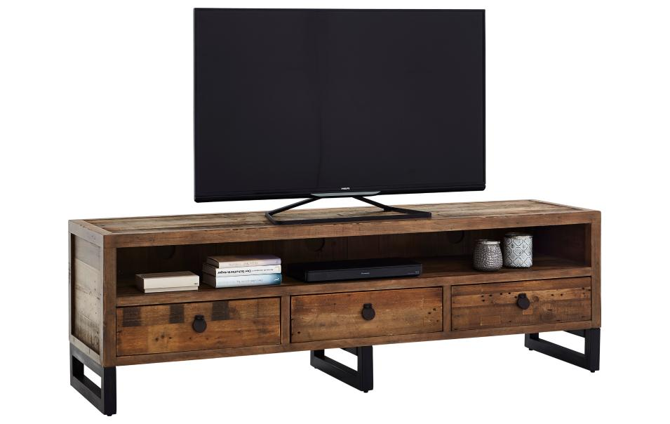 tv board altpinie natura woodenforge couch. Black Bedroom Furniture Sets. Home Design Ideas